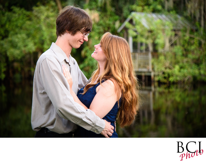 Engagement session photographers near me