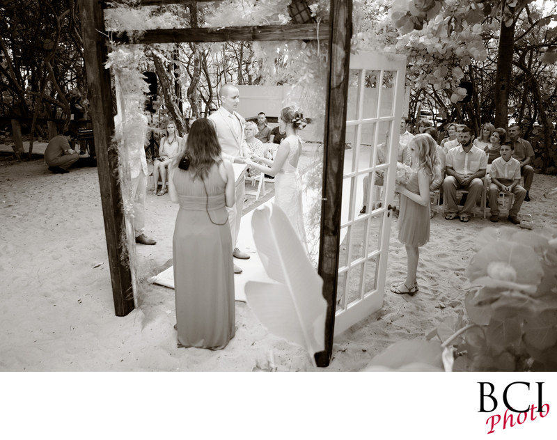 Unique wedding photographers of the palm beaches