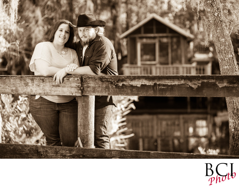 Incredible Florida Engagement Session Images