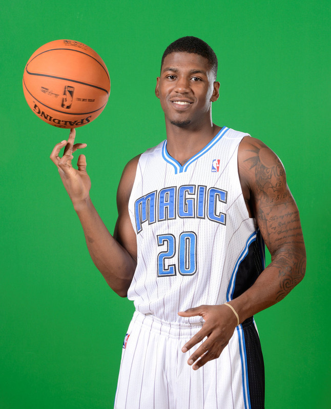 NBA: Orlando Magic Media Day