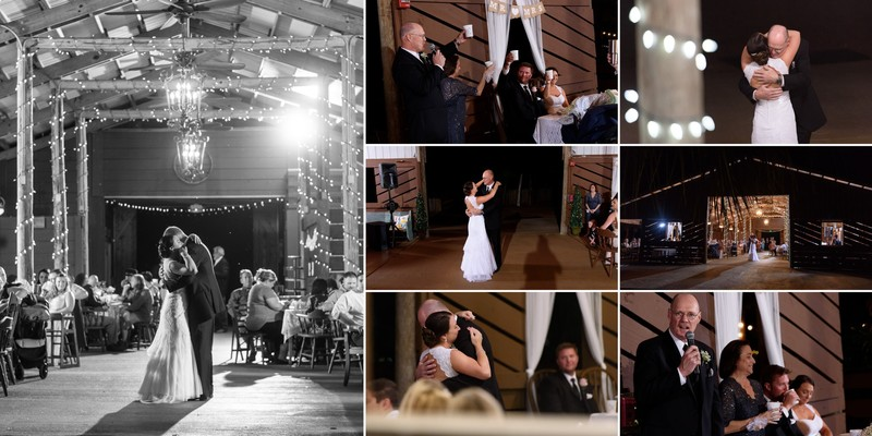 Best photographer for Cielo Blu Barn Wedding
