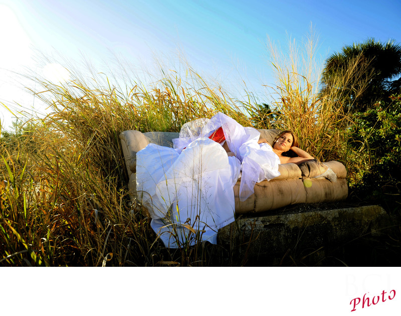Trash the Dress Photographers on the Treasure Coast