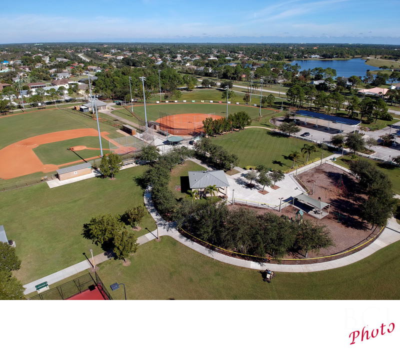 Fantastic Florida Real Estate drone photographer from Pt St Lucie