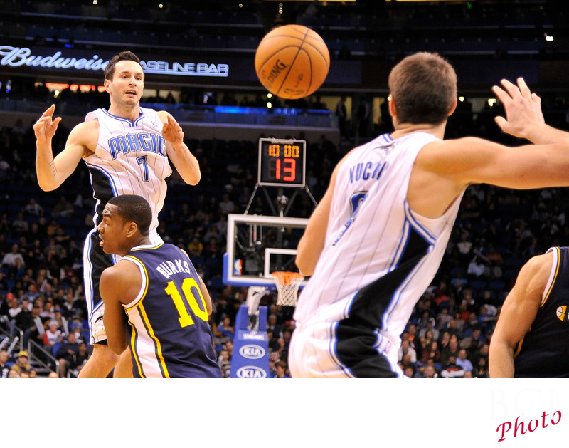 NBA: Utah Jazz at Orlando Magic