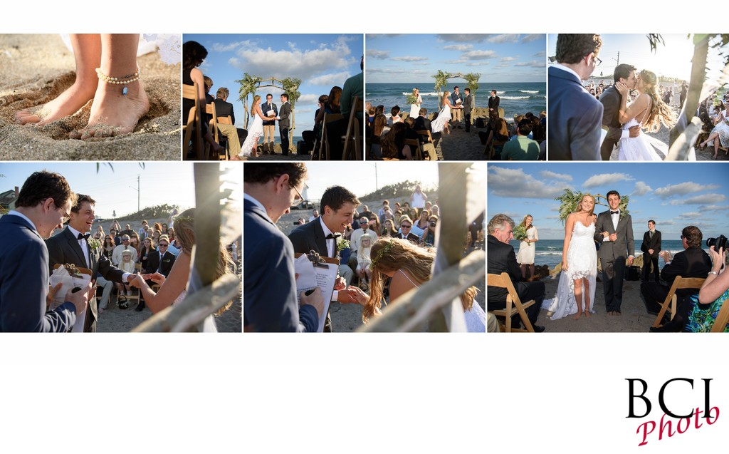 Wedding Ceremony pix from House of Refuge