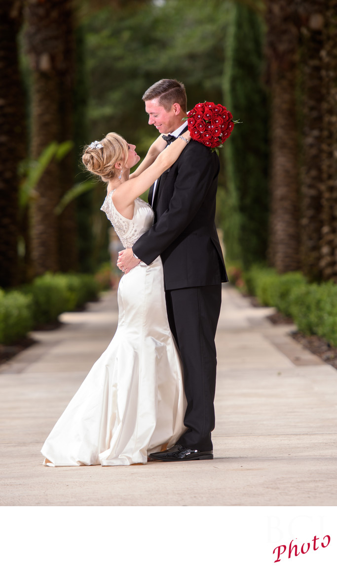 Central Floridas finest wedding photographers