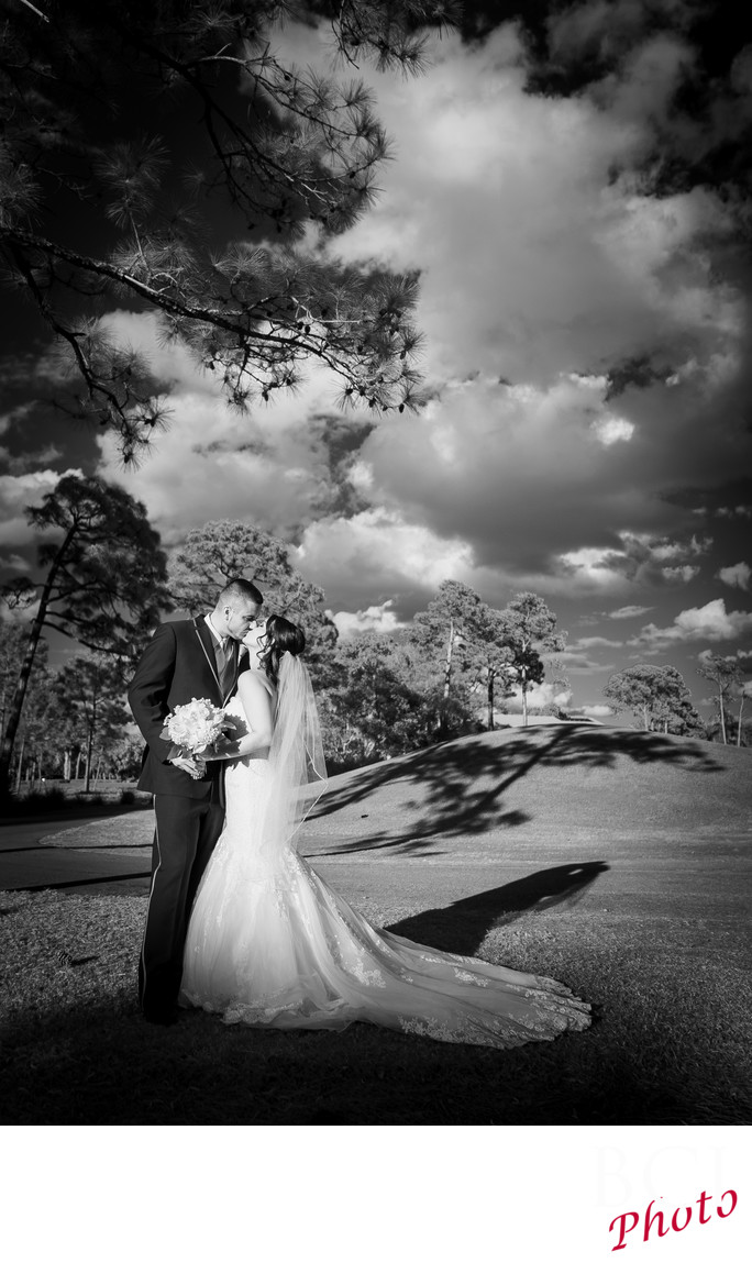 Wedding at St Lucie Trail Golf Club (formerly PGA CC)
