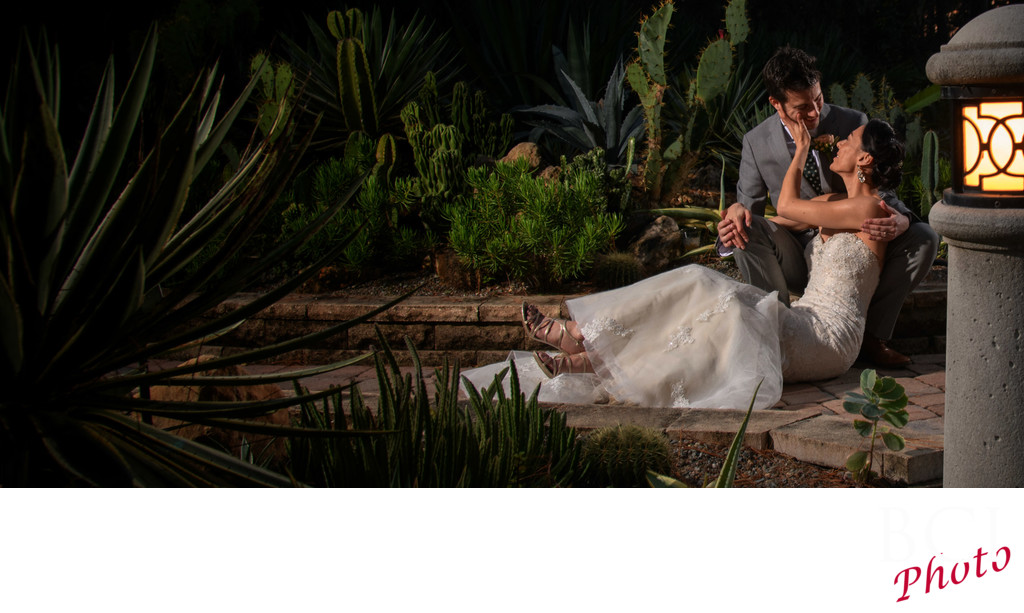Amazing Wedding Photos from The Pt St Lucie Botanical Gardens in Pt St Lucie Florida.