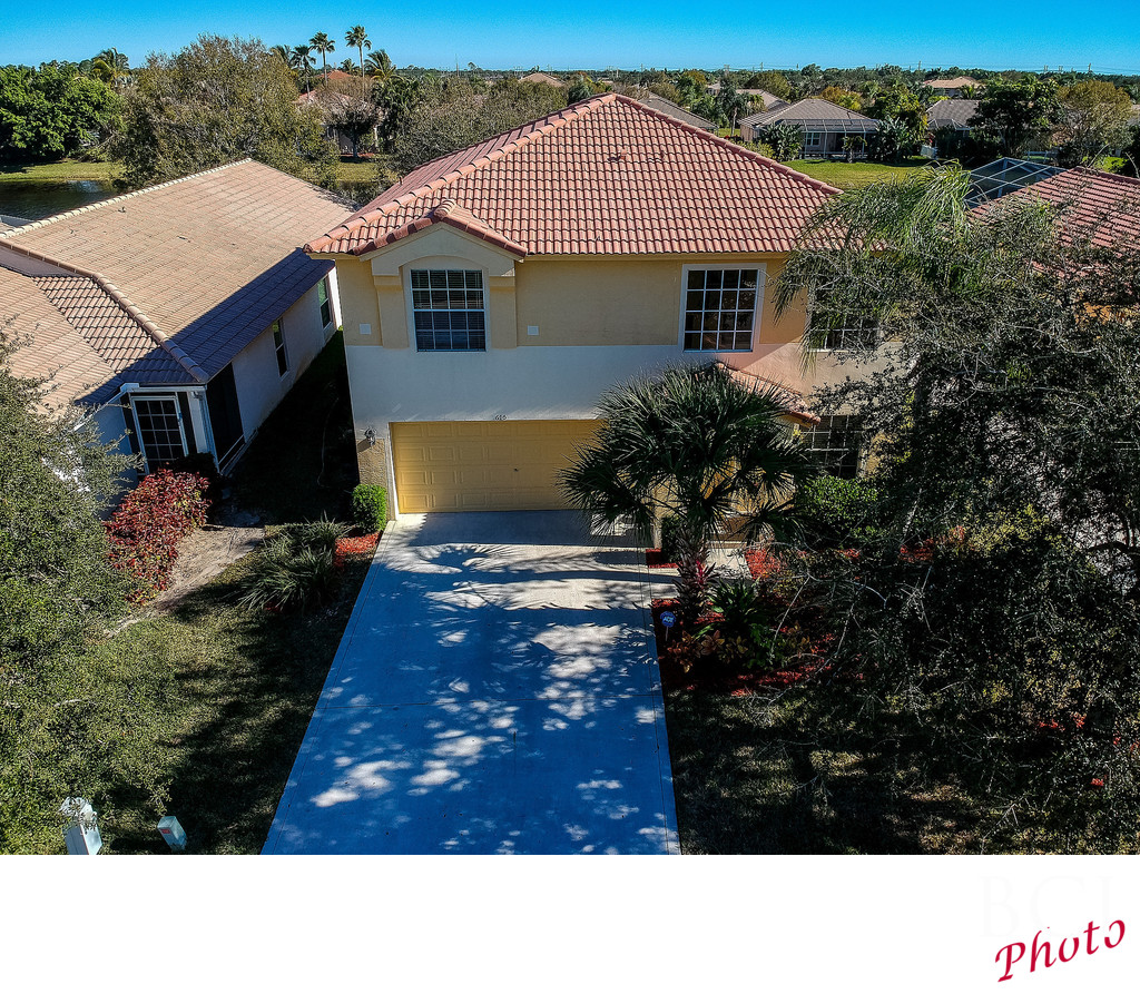 Aerial Real Estate pictures from the Treasure Coast