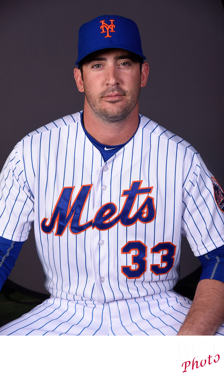 MLB: New York Mets-Photo Day