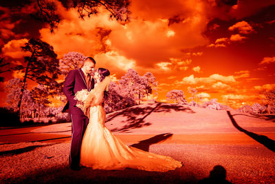 Florida Wedding Images at St Lucie Trail Golf Club