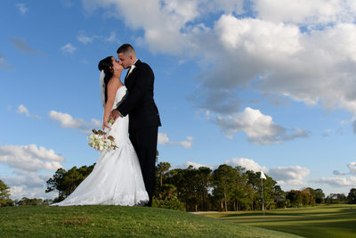 Florida Wedding Images at PGA Golf Club