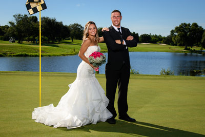 Wedding pictures from Fairwinds Golf Course