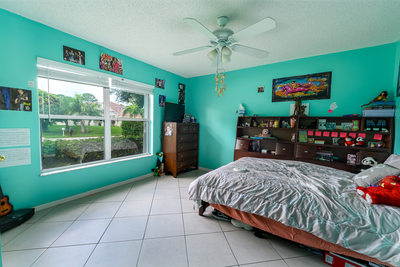 Pt St Lucie Real Estate Photo of bedroom
