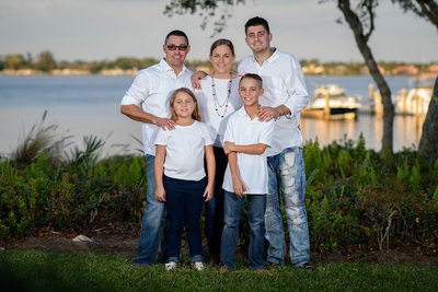 Fantastic Florida Family Portrait photographer from Harbour Ridge Yacht and Country Club