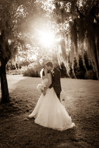 Ultra romantic wedding photography
