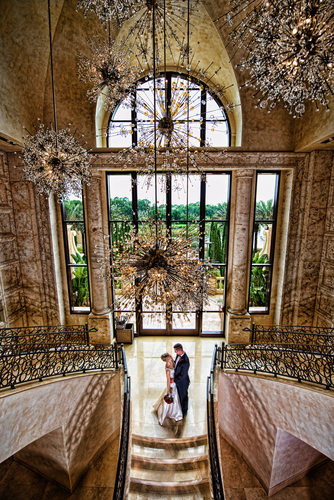 Romantic wedding images from the Four Seasons Disney