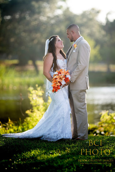 Florida Beach Wedding Images at Indian Riverside Park