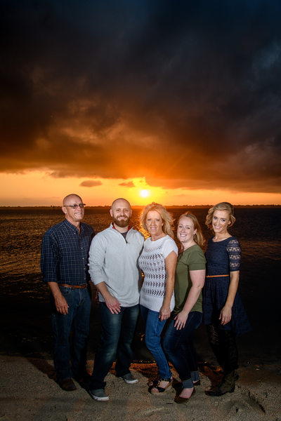 Fantastic Florida Family Portrait photographer from The House of Refuge