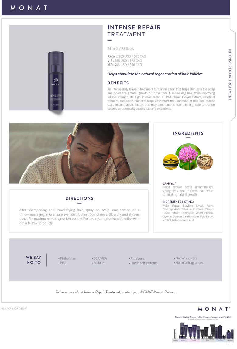 Infosheet_Intense Repair Treatment_082017