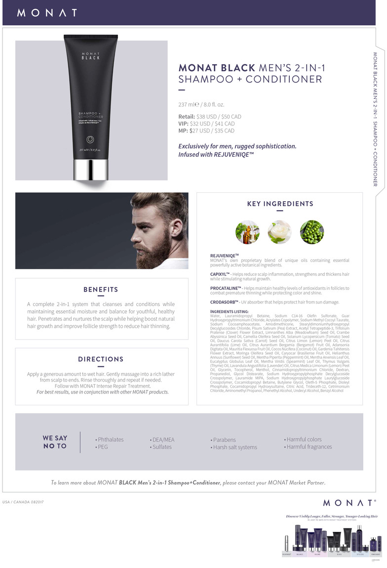 Infosheet_MONAT BLACK Shampoo + Conditioner_082017