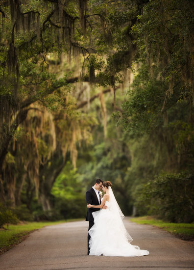 Charleston Plantation Wedding Magnolia