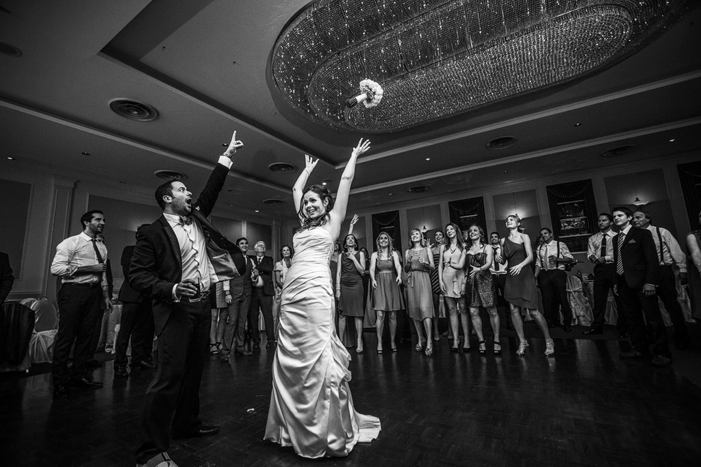 Montreal Wedding Photography at Beth Zion Congregation Synagogue