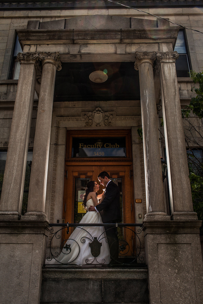 Wedding Photography in Downtown Montreal
