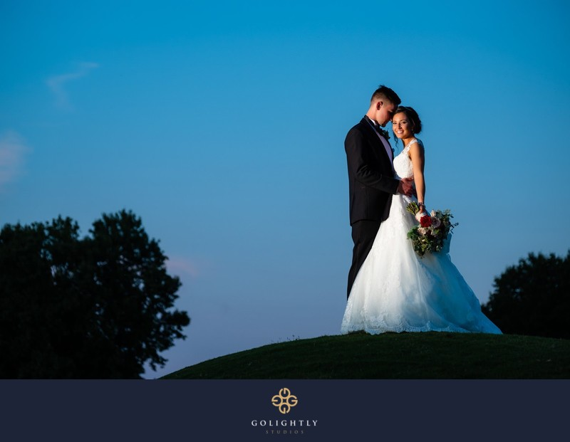 Cherokee Country Club Wedding Photographer