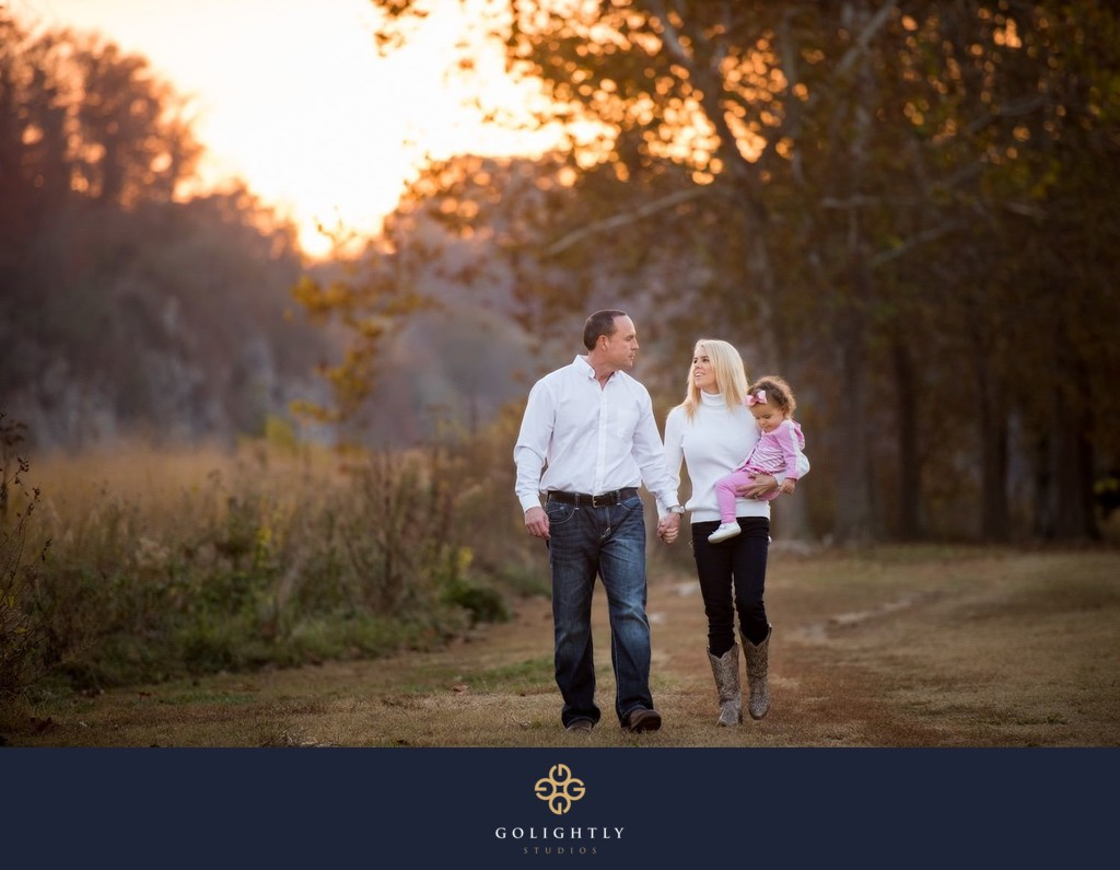 Sequoyah Hills Family Photographer