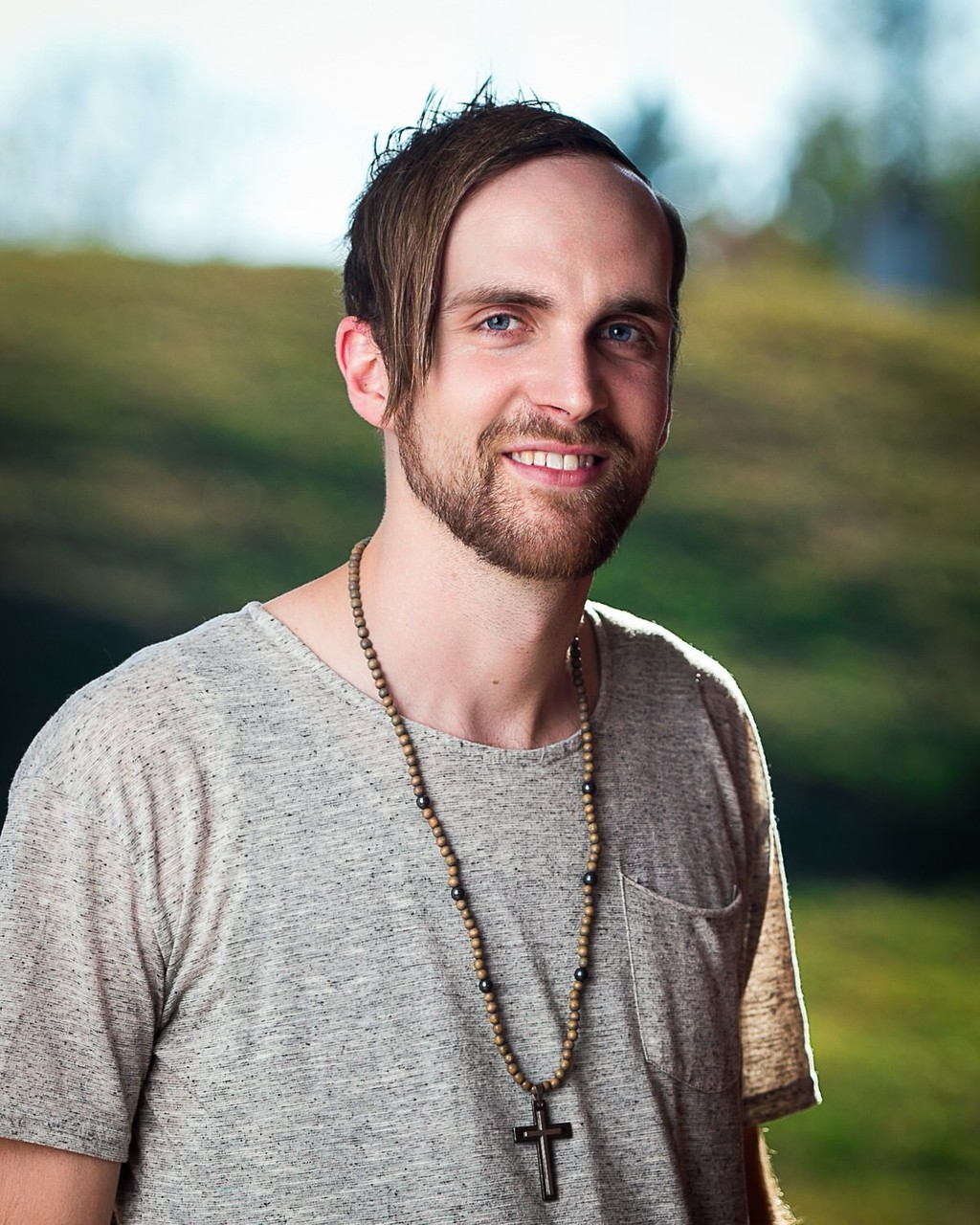 Knoxville Musician Headshot Photo