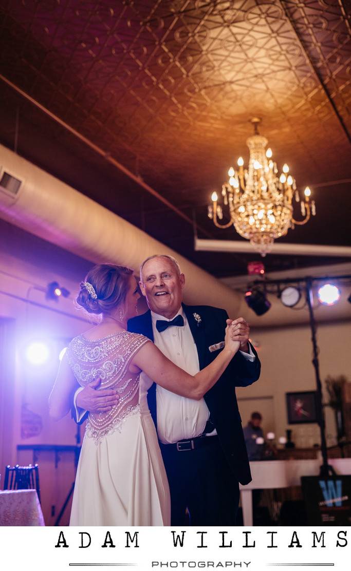 Savoy Ballroom Father Daughter Dance