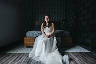 Hotel Vandivort Wedding Photographer