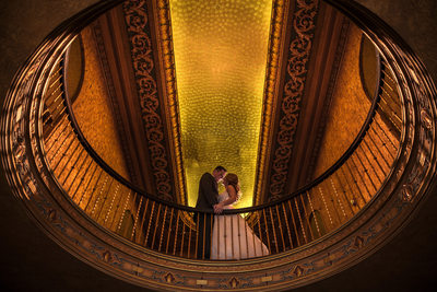 The Gallery At The Gillioz Theatre Wedding Photos