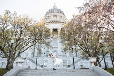 Jefferson City Wedding Photographer