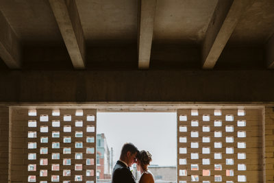 Downtown Springfield Wedding