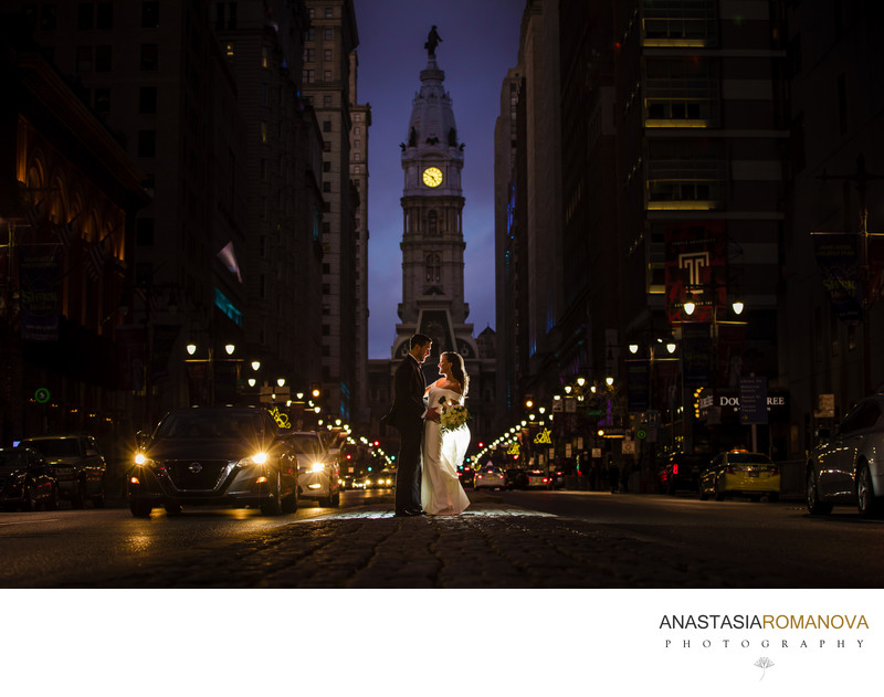 Philadelphia Top Wedding Photographer