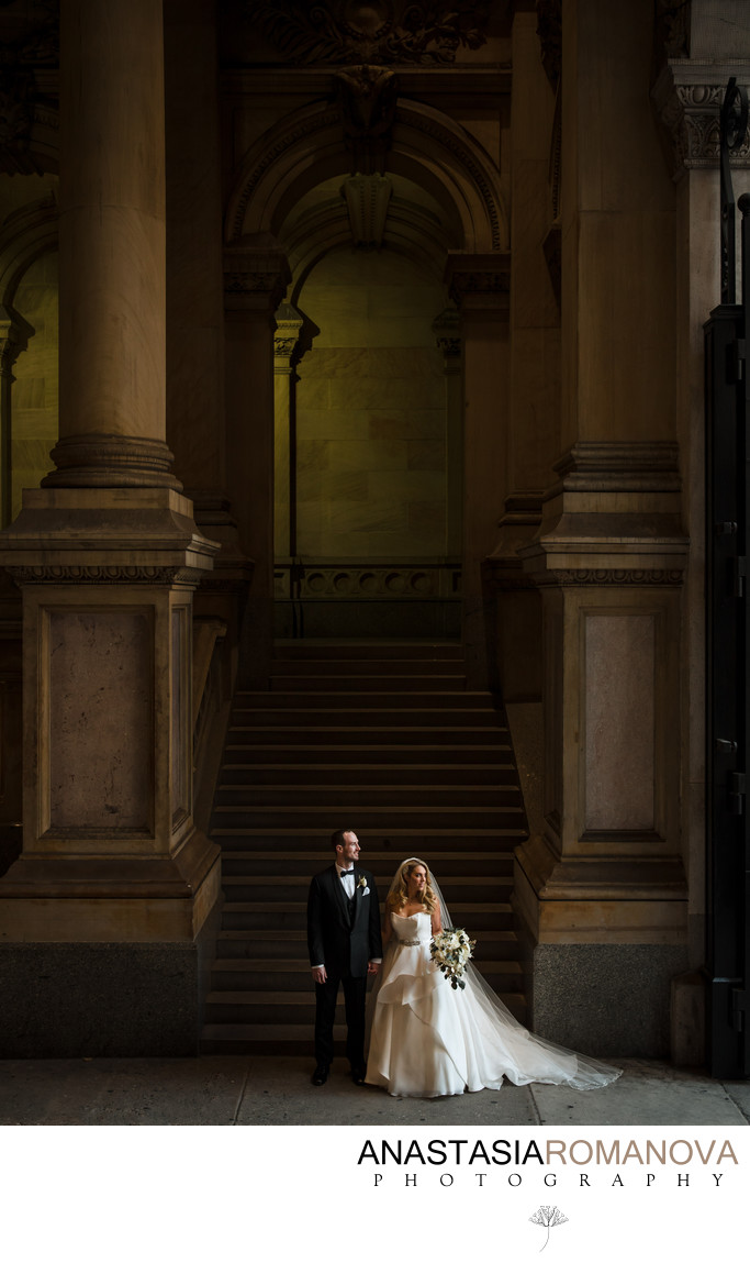 Philadelphia City Hall Wedding Photographer