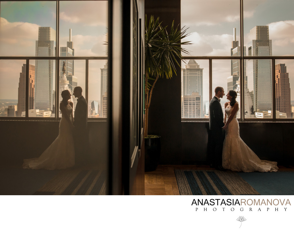 Loews Hotel Philadelphia Wedding Pictures