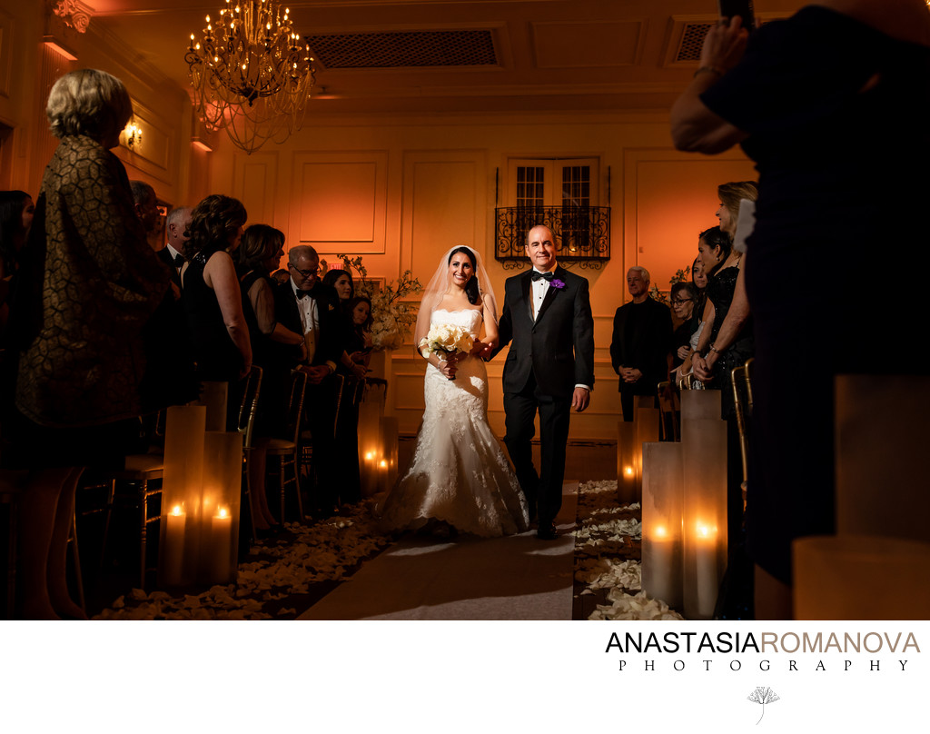 Cescaphe Ballroom Wedding Photographer