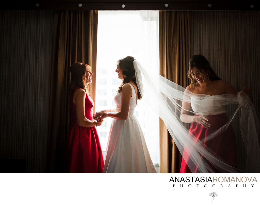 Philadelphia Sofitel Wedding Photographer