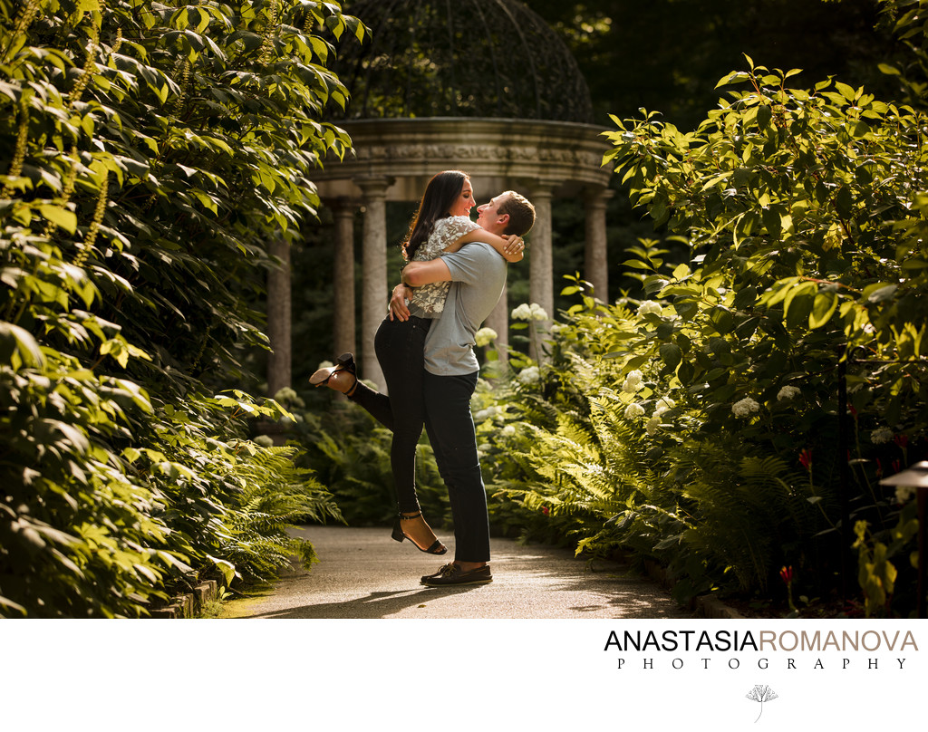 Longwood Gardens Wedding and Engagement Photographer