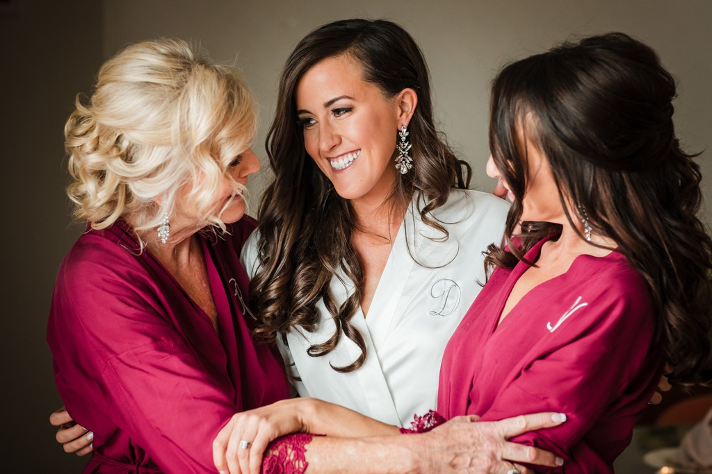 Renaissance Hotel Wedding Preparation Photos