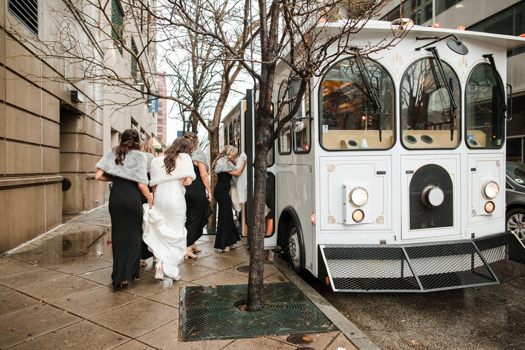 Wedding Transportation in Philadelphia