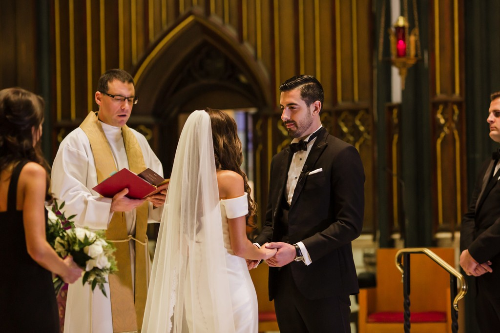 Catholic Wedding Ceremony Philadelphia Photographer