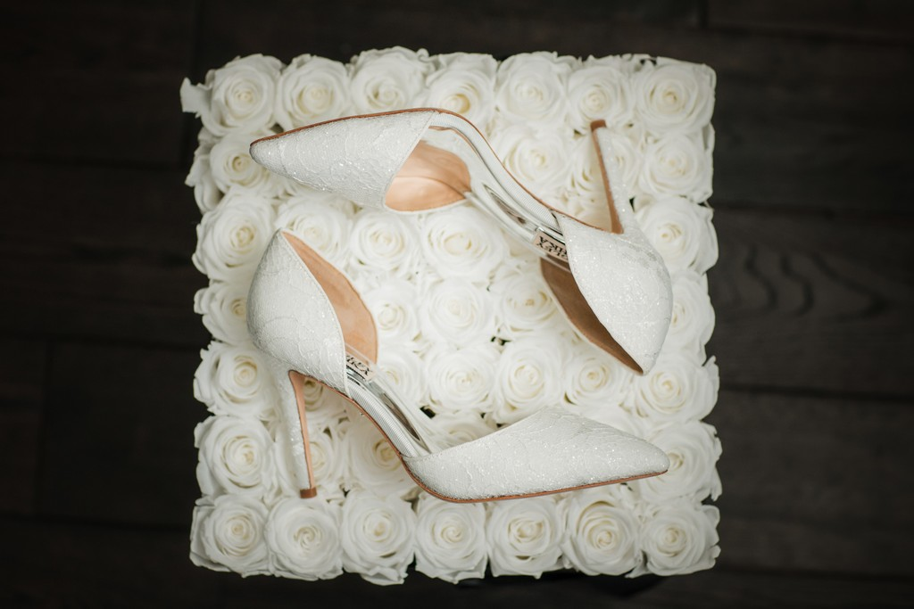 Bridal Shoes Photo Ideas
