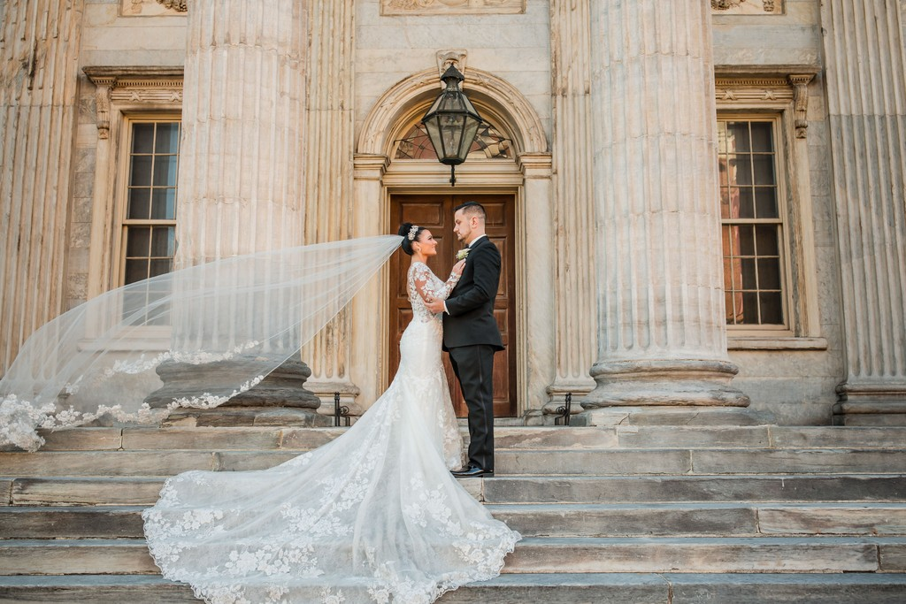 Philadelphia Wedding Photos At First National Bank
