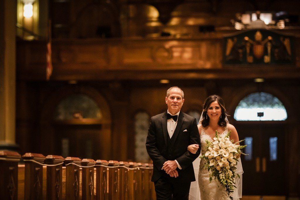 Cathedral Basilica Philadelphia Wedding Ceremony