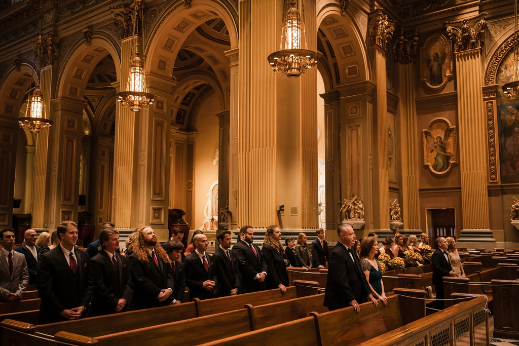 Cathedral Basilica Philly Wedding Reviews