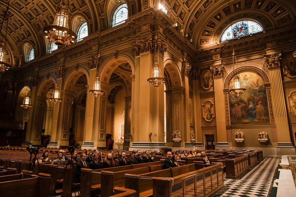 Philly Most Beautiful Catholic Churches For A Wedding